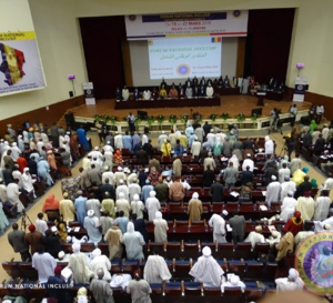 Tchad : récapitulatif des 74 résolutions du 1er Forum national inclusif
