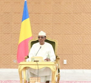 """Tchad : Idriss Déby assure qu'il n'influence rien pour le Forum et """"ne joue pas au clown"""""""