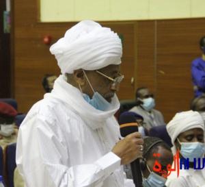 """Tchad : Abdelwahid Aboud exhorte l'opposition en exil à """"penser à regagner la légalité"""""""