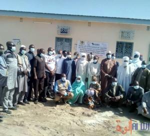 Tchad : au Hadjer Lamis, un projet pour renforcer la surveillance de paralysie flasque aigüe