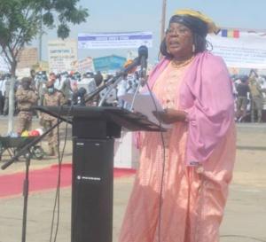 Tchad : la gouverneure du Hadjer Lamis énumère plusieurs doléances au chef de l'État