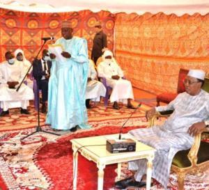 Tchad : le président annonce le lancement de plusieurs chantiers routiers