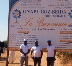 Tchad : L'antenne ONAPE de Sila sur le terrain