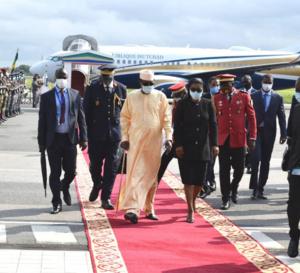 Sommet de la CEEAC : Le président tchadien est à Libreville