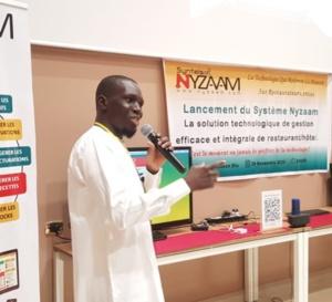 """Tchad : lancement de """"Nyzaam"""", un système de gestion innovant pour les restaurateurs"""