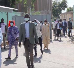 Tchad : la liste provisoire des candidats à des postes au CNCJ dévoilée