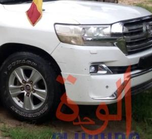 Tchad : 135 véhicules neufs mis à la disposition des gouverneurs et préfets