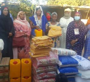 """Tchad : l'ONG """"La voix de la femme"""" offre des vivres et une assistance juridique en prison"""