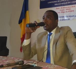 Tchad : Le CEDPE lance sa bibliothèque à N'Djamena