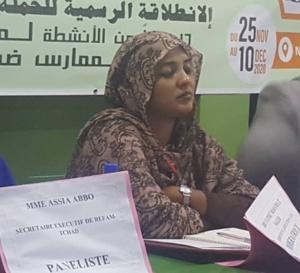 Tchad : L'ONG « La Voix de la Femme » poursuit sa compagne contre les violences faites aux femmes