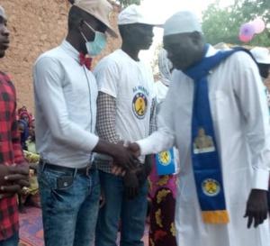 """Tchad : Le bureau de soutien au MPS """"Le Pélican"""" installé à Mongo"""