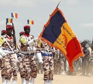 Tchad : un officier élevé au grade de général de brigade