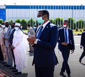 Le vice-président soudanais attendu au Tchad