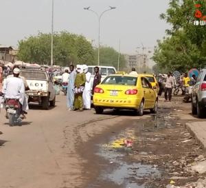 Confinement de N'Djamena : des consignes pour les activités de transport urbain