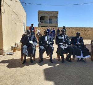 Tchad : 4 nouveaux magistrats installés à Tiné dans le Wadi Fira