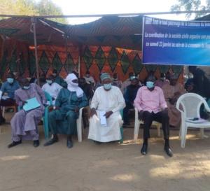 N'Djamena : la Coordination des associations de la société civile du 9e arrondissement a une nouvelle équipe