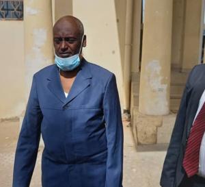 Tchad : Yaya Dillo Djerou dépose sa candidature pour la présidentielle