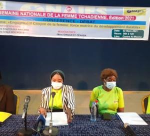Tchad : L'ONAJES a organisé un débat sur l'engagement de la femme au centre Al-Mouna