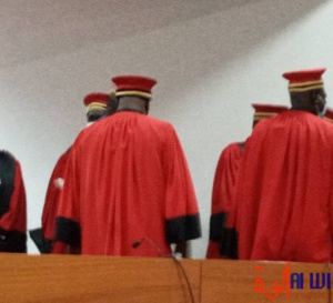 N'Djamena : important déploiement sécuritaire aux abords de la Cour suprême