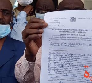 Tchad : les motifs de la Cour suprême pour rejeter la candidature de Yaya Dillo