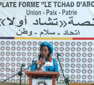 Tchad : « Le Tchad d'abord » se préoccupe de l'engagement citoyen de la femme