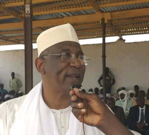 Tchad : le nouveau maire de N'Djamena installé