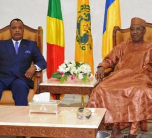 Le Congo Brazzaville décrète un deuil national suite au décès d'Idriss Deby