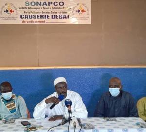 Tchad : la SONAPCO milite pour le vivre ensemble à travers la causerie-débat