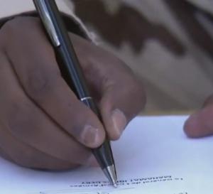 Tchad : le président du CMT nomme ses aides de camp