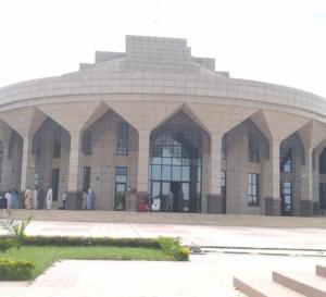Tchad : la CEEAC échange avec le président de l'Assemblée nationale