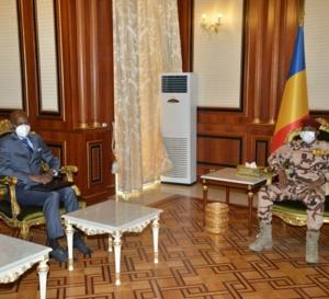 Tchad : le chef de la diplomatie togolaise à nouveau reçu au Palais présidentiel