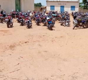 Tchad : une vaste opération de contrôle des engins paralyse la ville de Pala