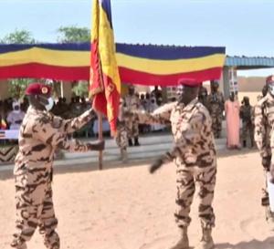 Tchad : au Nord, la zone de défense n°7 a un nouveau commandant