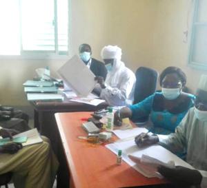 Tchad : une mission de l'IGE se trouve à Mao
