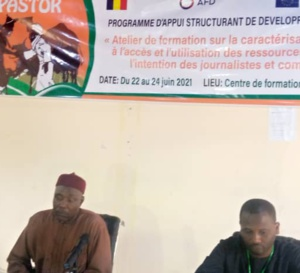 Tchad : les conflits liés à l'accès aux ressources agropastorales préoccupent le Pastor