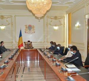 Tchad : retards de finition de l'abattoir de Djarmaya, le groupe CANTEK rencontre le président