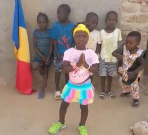 """Tchad : la jeune rappeuse """"Di la Grâce"""" sortira un clip"""
