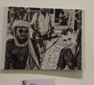 Maréchal du Tchad : une exposition photos pour les 100 jours de sa disparition
