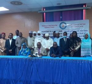 Dialogue au Tchad : la PLAT sollicite le président du CMT pour désigner les membres du comité