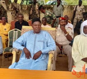 Tchad : le nouveau délégué de la police du Batha installé