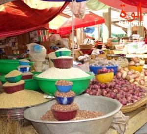 Tchad : les denrées alimentaires sont de plus en plus chères