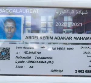 Tchad : avis de disparition du jeune Abdelkerim Abakar Mahamat à N'Djamena