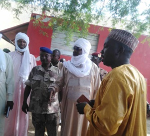 Tchad : visite inopinée du gouverneur du Kanem dans des structures étatiques