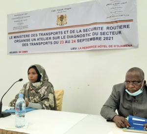 Tchad : ouverture d'un atelier sur le secteur des transports au Tchad