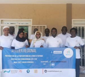 Tchad : le RECOJAC désigné point focal Afrique centrale pour le Forum mondial de l'eau