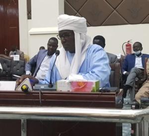 """Tchad : """"nous sommes là pour arranger la situation, pas pour envenimer les choses"""" (ministre Administration)"""
