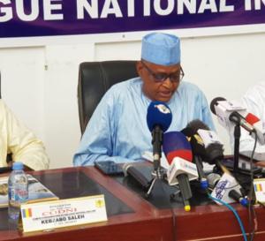 """Tchad : les préparatifs du dialogue """"vont bon train"""" (ministre Acheikh Ibni Oumar)"""