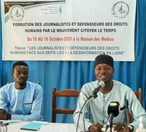 Tchad : le MCT s'implique dans la lutte contre la désinformation en ligne