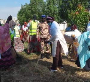 Tchad : le ministère des Affaires Foncières perpétue les actions de salubrité