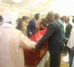 Tchad : l'ancien ministre Elie Romba enfin inhumé